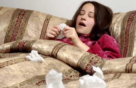 Cara Alami Mengatasi  Flu / Pilek