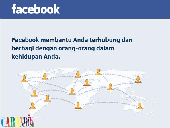 Cara Membuat Facebook Dengan Mudah