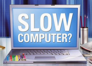 Cara mempercepat kinerja laptop yang lambat