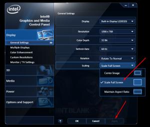 Cara membuat layar laptop full screen saat bermain game